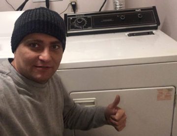 Dryer repair services in Ontario