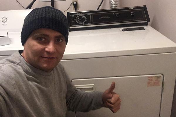 Dryer repair services in Ontario