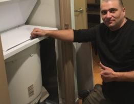 Washer repair service in Ontario